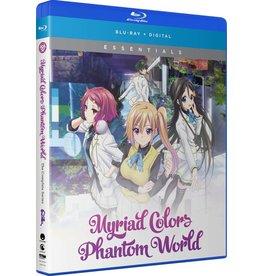 Funimation Entertainment Myriad Colors Phantom World Essentials Blu-Ray