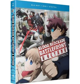 Funimation Entertainment Blood Blockade Battlefront and Beyond Blu-Ray/DVD*