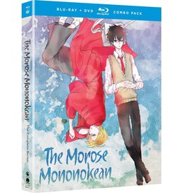 Funimation Entertainment Morose Mononokean, The Essentials Blu-Ray