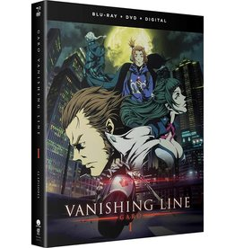 Funimation Entertainment Garo Vanishing Line Part 1 Blu-Ray/DVD