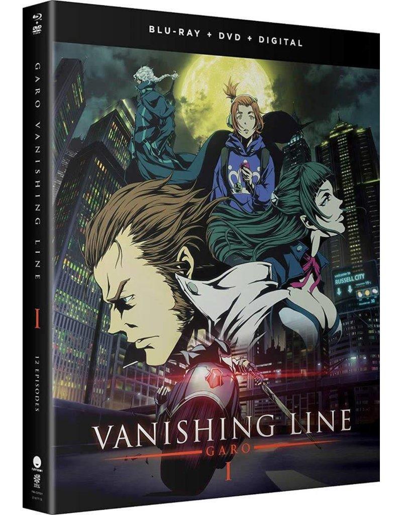 Funimation Entertainment Garo Vanishing Line Part 1 Blu-Ray/DVD*
