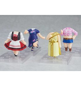 Good Smile Company Love Live! Sunshine!! Nendoroid More Dress Up World Image Vol 2 Set