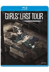 Sentai Filmworks Girls Last Tour Set Blu-Ray