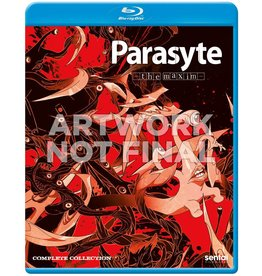Sentai Filmworks Parasyte The Maxim Complete Collection Blu-Ray