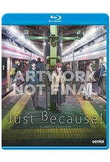 Sentai Filmworks Just Because Blu-Ray