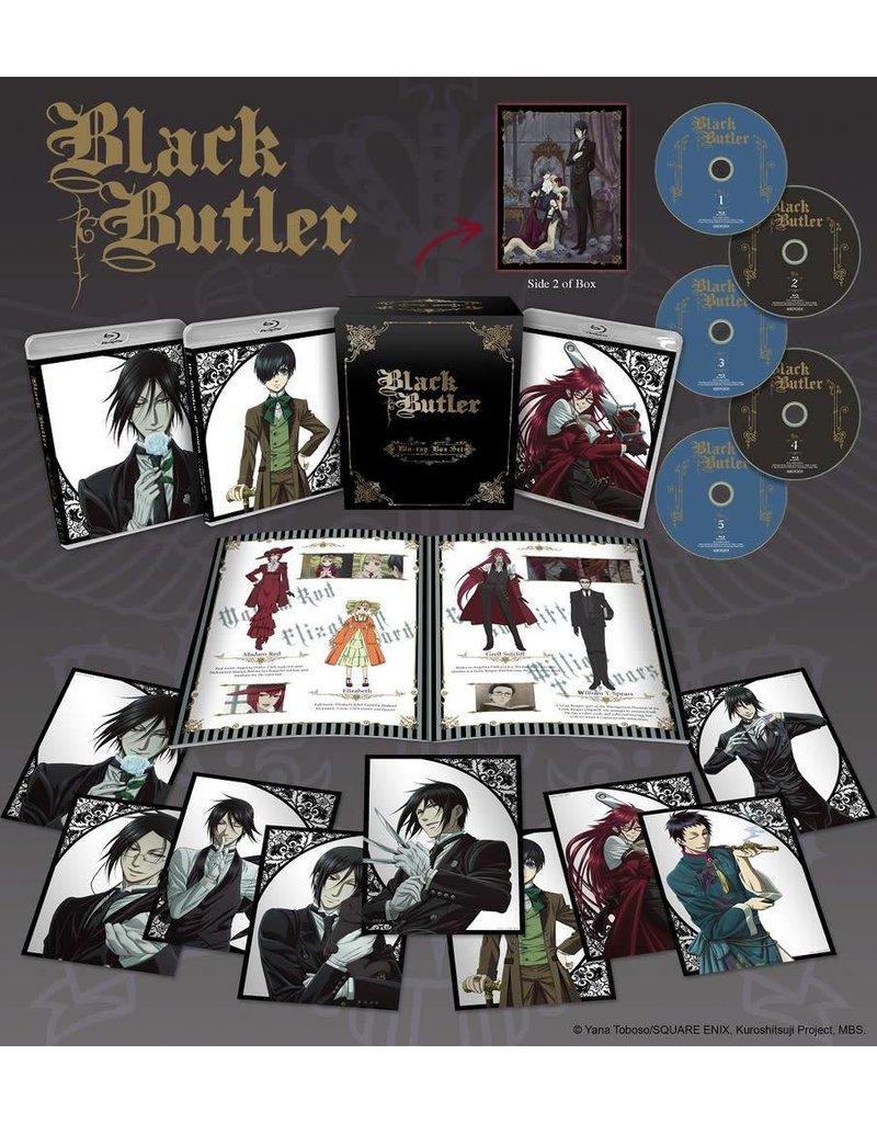 Aniplex of America Inc Black Butler Complete Box Set Blu-Ray