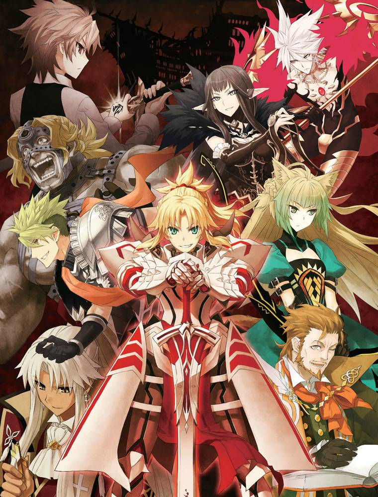 Aniplex of America Inc Fate/Apocrypha Box Set 2 Blu-Ray