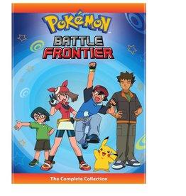 Viz Media Pokemon Battle Frontier (Season 9) DVD