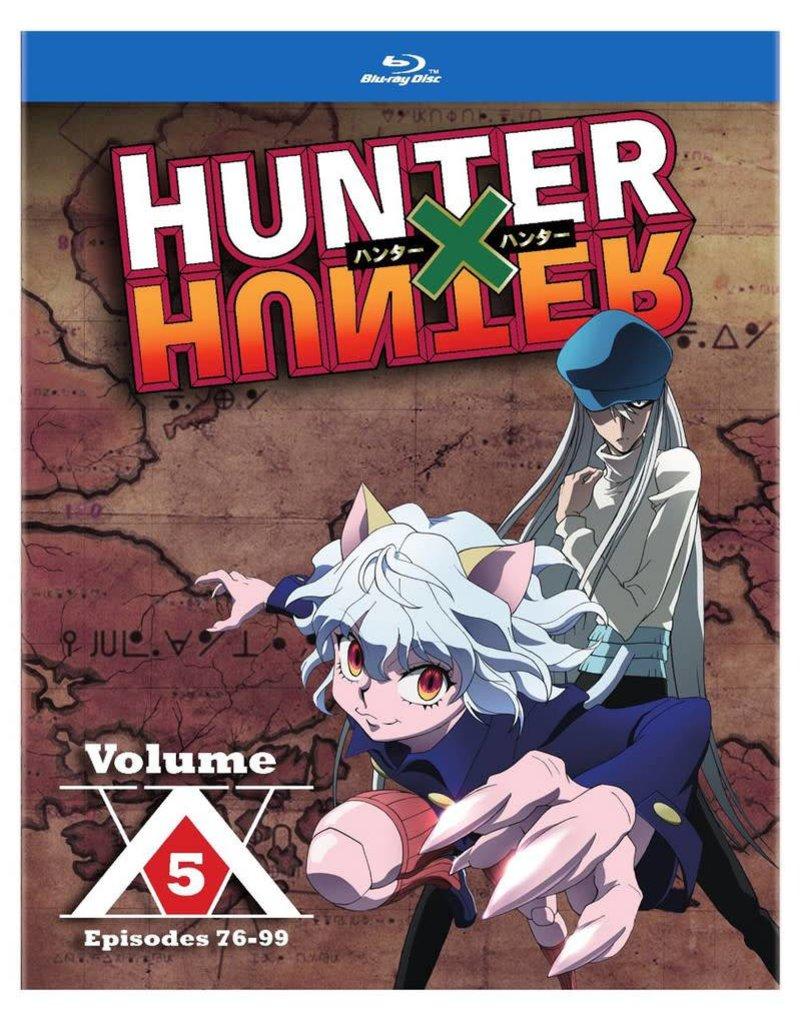 Viz Media Hunter x Hunter Vol. 5 Blu-Ray