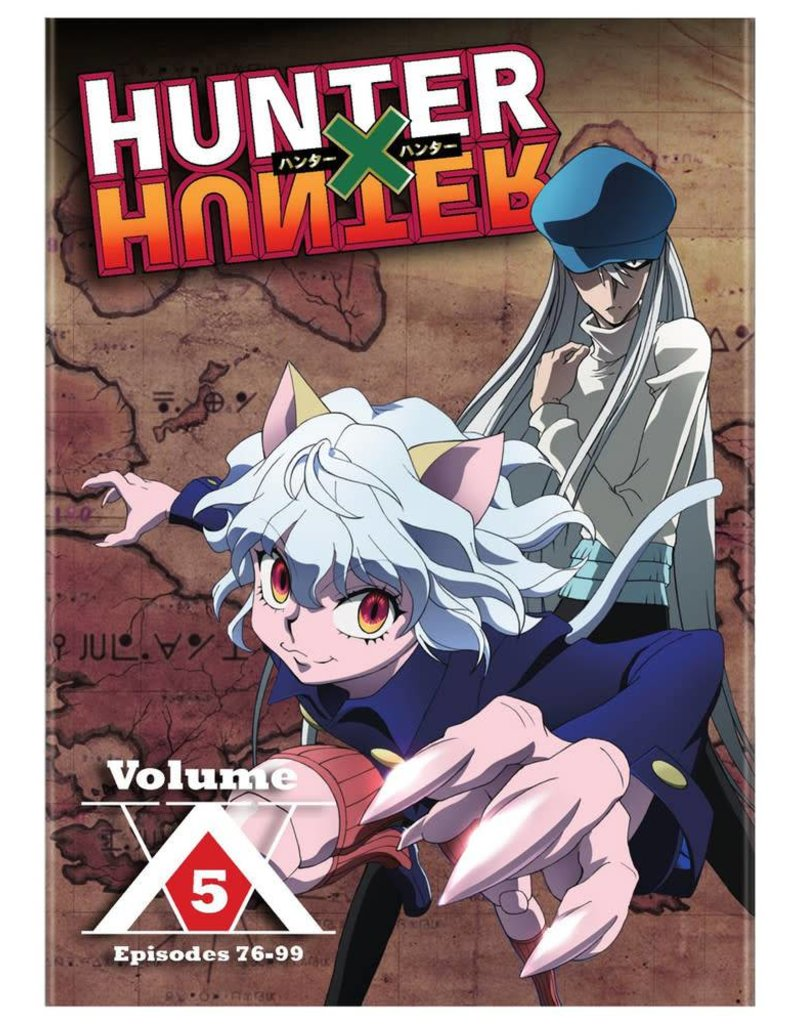 Viz Media Hunter x Hunter Vol. 5 DVD