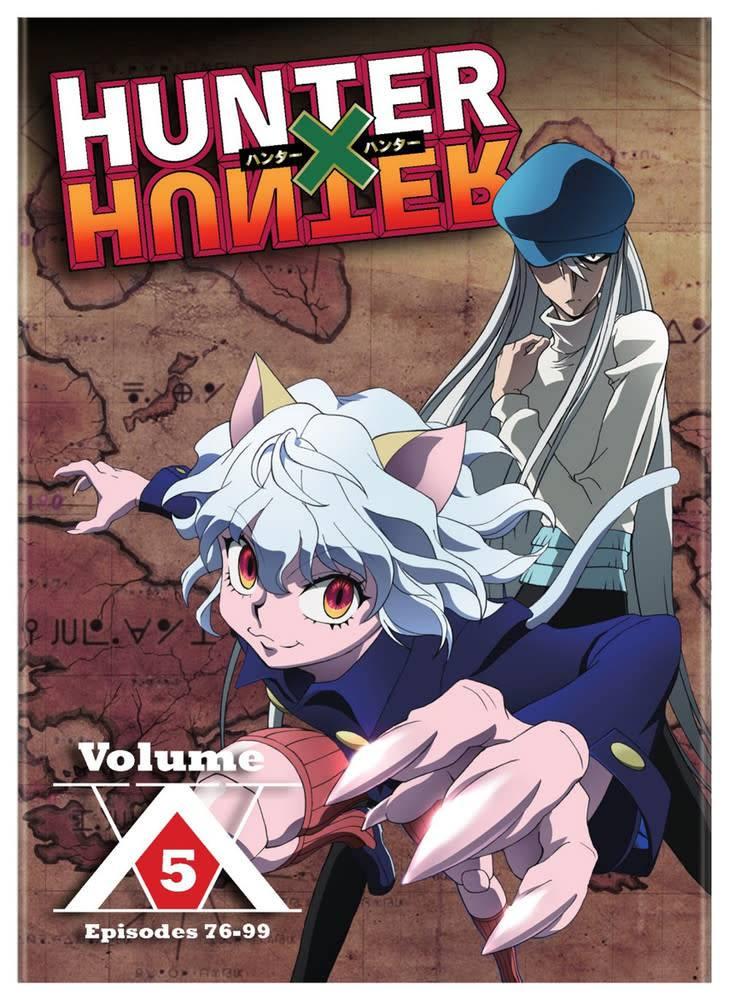 Viz Media Hunter x Hunter Vol. 5 DVD