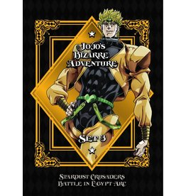 Viz Media Jojo's Bizarre Adventure Season 3 DVD