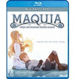 Studio Ghibli/GKids Maquia When The Promised Flower Blooms Blu-Ray/DVD
