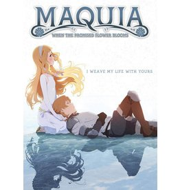 Studio Ghibli/GKids Maquia When The Promised Flower Blooms DVD