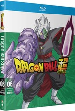 Funimation Entertainment Dragon Ball Super Part 6 Blu-Ray