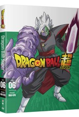 Funimation Entertainment Dragon Ball Super Part 6 DVD