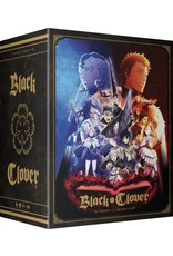 Funimation Entertainment Black Clover Season 1 Part 3 Collectors Box Blu-Ray/DVD*