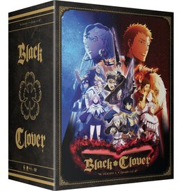 Funimation Entertainment Black Clover Season 1 Part 3 Collectors Box Blu-Ray/DVD
