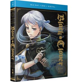 Funimation Entertainment Black Clover Season 1 Part 3 Blu-Ray/DVD*