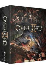 Funimation Entertainment Overlord Season 2 Blu-Ray /DVD LE
