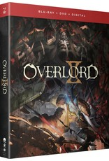 Funimation Entertainment Overlord Season 2 Blu-Ray /DVD