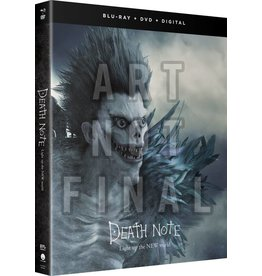 Funimation Entertainment Death Note Movie 3 Blu-Ray/DVD