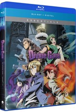 Funimation Entertainment Divine Gate Essentials Blu-Ray
