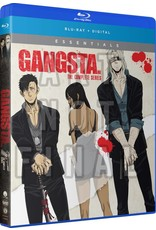 Funimation Entertainment Gangsta Essentials Blu-Ray