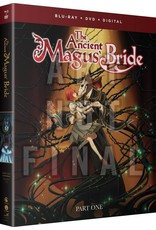 Funimation Entertainment Ancient Magus Bride,The Part 1 Blu-Ray/DVD*