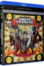 Funimation Entertainment Deadman Wonderland Essentials Blu-Ray
