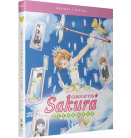 Funimation Entertainment Cardcaptor Sakura Clear Card Part 1 Blu-Ray/DVD*