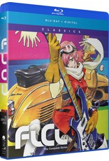 Funimation Entertainment FLCL Classics Blu-Ray
