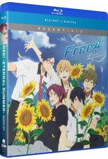 Funimation Entertainment Free! Eternal Summer Season 2 Essentials Blu-Ray