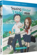 Funimation Entertainment Teasing Master Takagi-san Blu-Ray