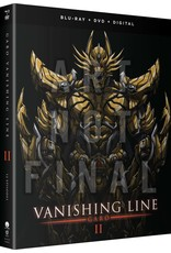 Funimation Entertainment Garo Vanishing Line Part 2 Blu-Ray/DVD