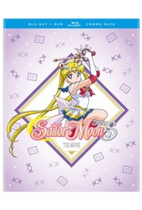 Viz Media Sailor Moon Super S the Movie Blu-Ray/DVD
