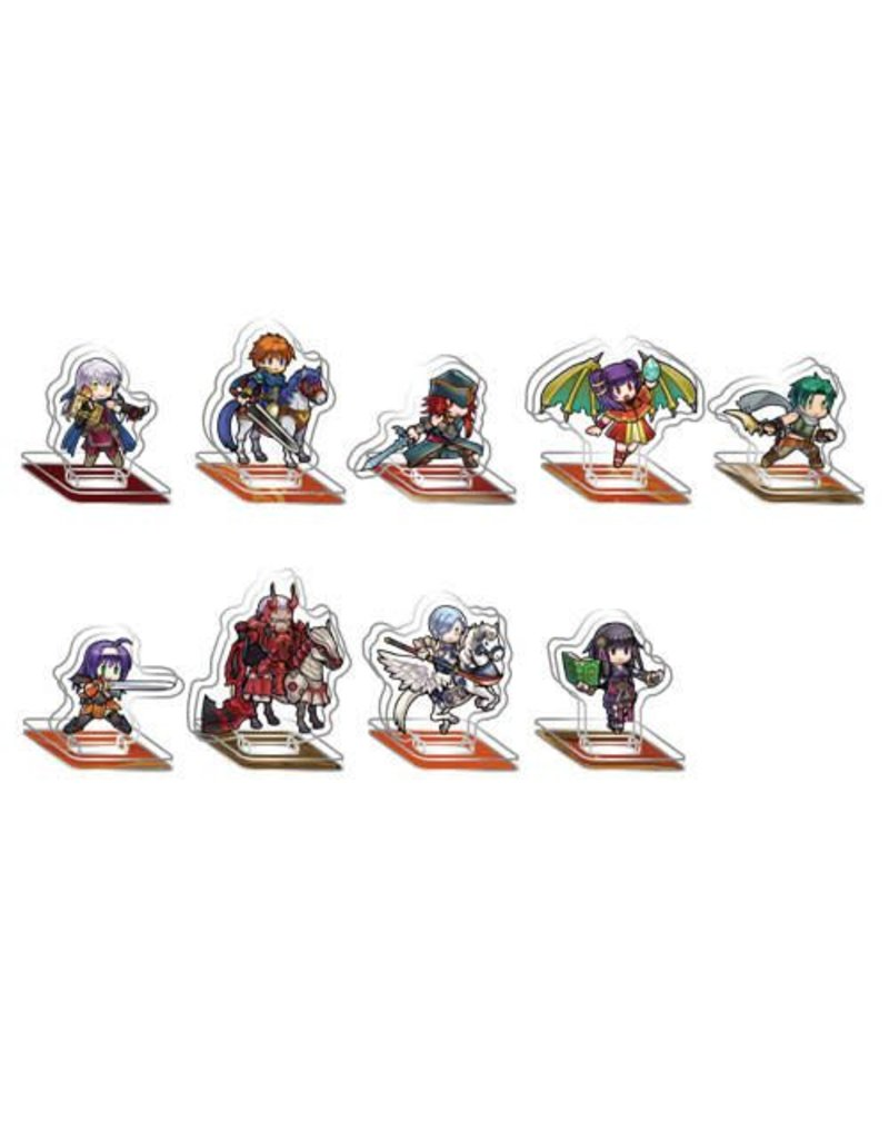 Fire Emblem Heroes Mini Acrylic Figure Vol. 9