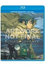 Sentai Filmworks Kino's Journey (2003) SD Blu-Ray
