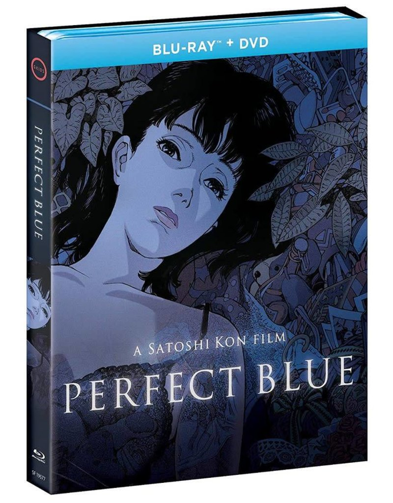 GKids/New Video Group/Eleven Arts Perfect Blue Blu-Ray/DVD