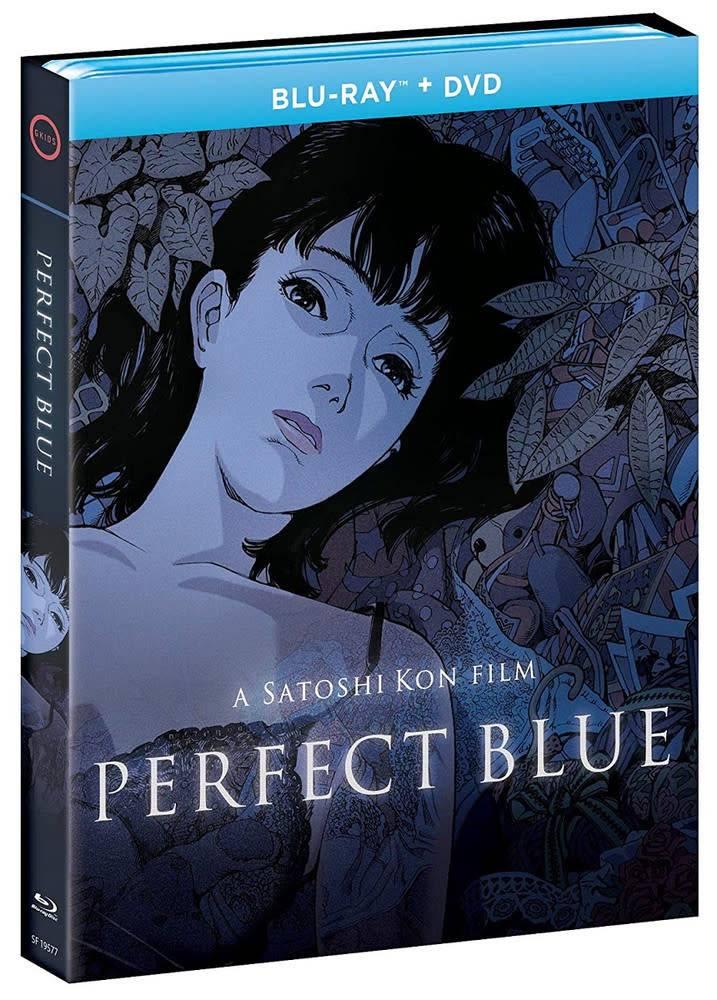 Studio Ghibli/GKids Perfect Blue Blu-Ray