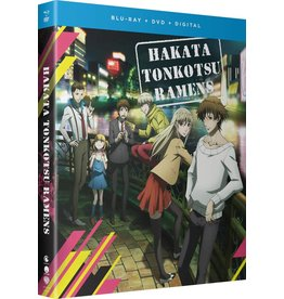 Funimation Entertainment Hakata Tonkotsu Ramens Blu-Ray/DVD