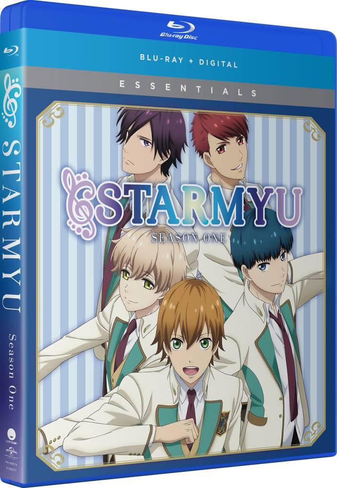 Funimation Entertainment STARMYU Essentials Blu-Ray
