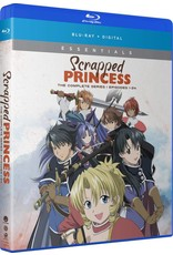 Funimation Entertainment Scrapped Princess Essentials Blu-Ray