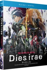 Funimation Entertainment Dies Irae Blu-Ray