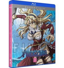 Funimation Entertainment Freezing Season 1 Essentials Blu-Ray