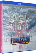Funimation Entertainment Freezing Vibration Season 2 Essentials Blu-Ray