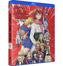 Funimation Entertainment Ultimate Otaku Teacher Complete Series Blu-Ray