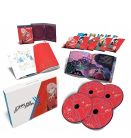 Funimation Entertainment DARLING In The FRANXX Part 1 Limited Edition Blu-Ray/DVD