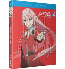 Funimation Entertainment DARLING In The FRANXX Part 1 Blu-Ray/DVD