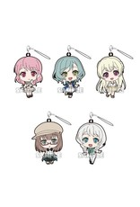 Bushiroad BanG Dream! Pastel Palettes Rubber Straps Full Box